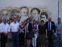 Nemačka delegacija u poseti rumskoj Gimnaziji