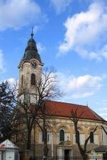 Црква Сошествија Светог Духа (Свих Светих или Грчка црква)
