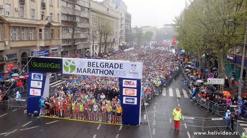 BG maraton