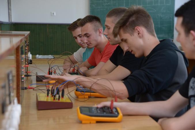 Пракса у Техничкој школи